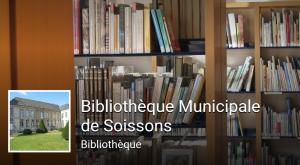 Bibliothèque soissons